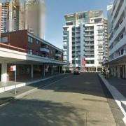 Garage parking on Sorrell Street in Parramatta