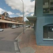 Indoor lot parking on Sorrell Street in Parramatta