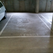 Indoor lot parking on Speakmen Street in KENSINGTON