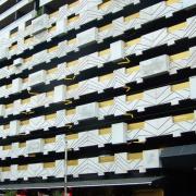 Indoor lot parking on Spencer Street in Melbourne Victoria 3000