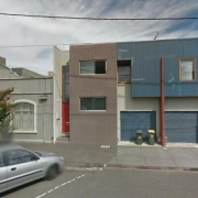Garage parking on Spensley Street in Clifton Hill