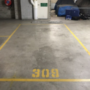 Indoor lot parking on Spring Street in Bondi Junction New South Wales 2022