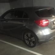 Indoor lot parking on Spring Street in Melbourne Victoria 3000