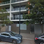 Indoor lot parking on Spring Street in Rosebery