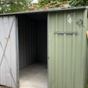 Shed storage on St Bernards Road in Alphington Victoria 3078