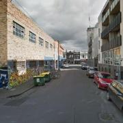 Garage parking on St David Street in Fitzroy Victoria 3065
