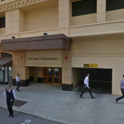 Indoor lot parking on St Georges Terrace in Perth Western Australia 6000