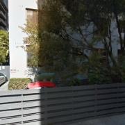 Indoor lot parking on St Kilda Rd in Melbourne