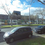 Undercover parking on St Kilda Rd in Melbourne