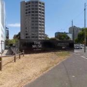 Indoor lot parking on St Kilda Road in Melbourne