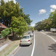 Outdoor lot parking on St Marks Rd in Randwick
