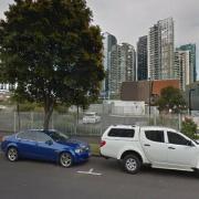 Indoor lot parking on Sturt Street in Southbank