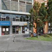 Indoor lot parking on Swanston St in Melbourne