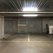 Indoor lot parking on Swanston Street in Carlton