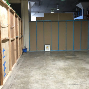 Warehouse storage on Tebbutt Street in Leichhardt