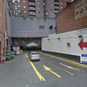 Indoor lot parking on The Paramount Centre in Bourke Street