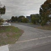 Outdoor lot storage on Tullamarine Park Road in Tullamarine