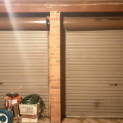 Garage storage on Ulundri Drive in Castle Hill
