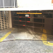 Indoor lot parking on Upper Pitt Street in Kirribilli