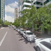 Undercover parking on Victoria Ave in Chatswood