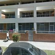 Indoor lot parking on Walker St in Rhodes