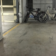 Indoor lot parking on Warayama Place in Rozelle
