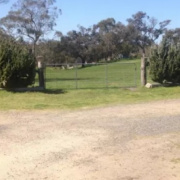 Outdoor lot storage on Warrandyte Road in Langwarrin