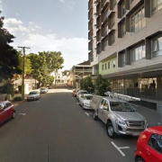 Garage parking on Water Street in Fortitude Valley