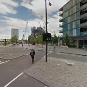 Indoor lot parking on Waterside Place in Docklands Victoria 3008