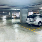 Indoor lot parking on Wattle Street in Ultimo