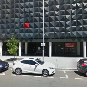 Undercover parking on West Row in Canberra