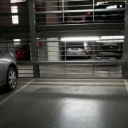 Indoor lot parking on Whiteman Street in Southbank