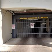 Indoor lot parking on Wigram Lane in Glebe