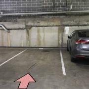 Indoor lot parking on Wilga Street in Burwood