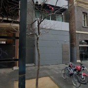 Indoor lot parking on Wills St in Melbourne
