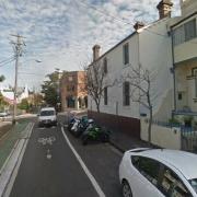 Undercover parking on Wilson Street in Newtown