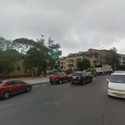 Undercover parking on Woniora Road in Husrtville