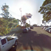 Outdoor lot parking on Wyagdon Street in Neutral Bay New South Wales 2089