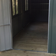 Shed storage on Yeramba Street in Turramurra