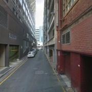 Garage parking on York St in Adelaide