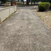 Driveway parking on Jersey Rd in Matraville