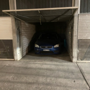 Garage parking on Harris St in Pyrmont