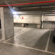 Indoor lot parking on Dryburgh St in West Melbourne