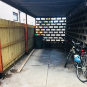 Undercover storage on Orrong Rd in Caulfield North
