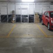 Undercover parking on Hassall St in Parramatta