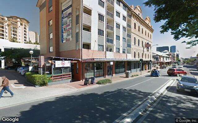Space Photo: Brunswick Street  Fortitude Valley QLD  Australia, 56640, 22927