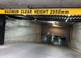 Secure indoor parking lot in CBD - Tenants of Market Square Condos.jpg