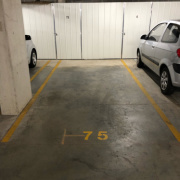 Garage parking on Canberra Ave in Griffith