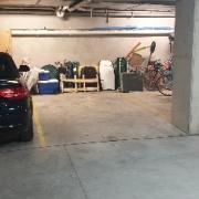 Indoor lot parking on Roscoe St in Bondi Beach