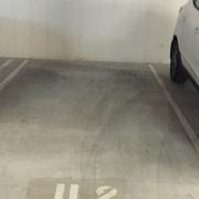 Garage parking on Blaxland Rd in Ryde